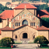 Stanford Quad and Memorial Church
